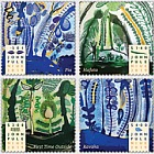 2019 John Pule Niue Set of Mint Stamps