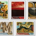 2019 Colin McCahon 1919-1987 Set of Mint Stamps