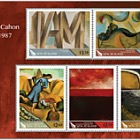 2019 Colin McCahon 1919-1987 Mint Miniature Sheet