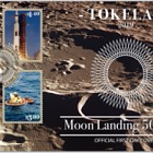 2019 Tokelau - Moon Landing 50 Years First Day Cover