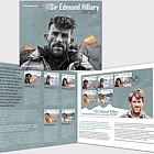 2019 Sir Edmund Hillary 1919-2008 Presentation Pack