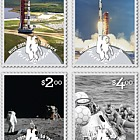 Niue Moon Landing 50 Years