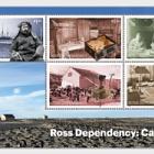 2019 Ross Dependency: Cape Adare Mint Miniature Sheet