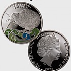 2020 Kiwi Silver Proof Coin