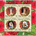 2019 Niue Queen Victoria 200 Years Mint Miniature Sheet