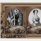 2019 Tokelau Queen Victoria 200 Years Mint Miniature Sheet