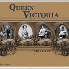 2019 Tokelau Queen Victoria 200 Years Miniature Sheet First Day Cover
