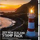 2019 Stamp Pack
