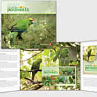2020 Kakariki - New Zealand Parakeets Presentation Pack