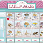 Kiwi Cakes and Bakes