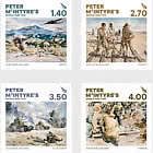 Peter McIntyre's World War Two