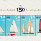2021 RNZYS 150 Mint Miniature Sheet