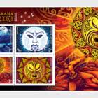 2021 Whanau Marama - Family of Light Mint Miniature Sheet