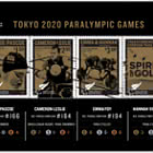 Tokyo 2020 Paralympic Games Mint Miniature Sheet