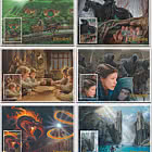 2021 The Lord of the Rings- The Fellowship of the Ring 20th Anniversary Set of Maximum Cards