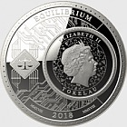 Equilibrium - Silver Coin - Tube of 20