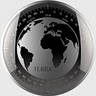 Terra - Bullion - Single Coin Capsule