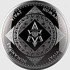 Vivat Humanitas - Medallion Tube of 20 Bullion