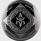 Vivat Humanitas- Medallion Proof Like - Kapsel