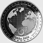 Terra 2020 - Brilliant Uncirculated - Single Coin Capsule