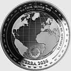 Terra 2020 - Brillante non Circolare - Capsula a Moneta Singola