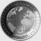 Terra 2020 - Bullion - Capsule pour Pièce  Unique