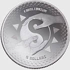 Equilibrium 2020 - Bullion - Single Coin Capsule