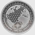 Terra 2021 - Bullion - Single Coin Capsule