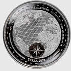 Terra 2021 - Proof-Like - Single Coin Capsule