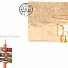 Commemorations of the 8 Centuries of the Portuguese- (FDC M/S)
