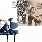 Great Musicians of the World (FDC-SS - Elisabeth Schwarzkop)