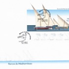 Mediterranean Boats (FDC-SS)
