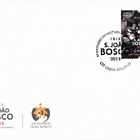 Saint João Bosco - 200th anniversary (FDC-S)