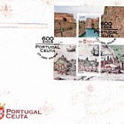Portugal and Ceuta - 600 Years of History (FDC-MS)
