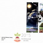 International Year Light and Soils