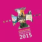 Jahresmappe 2015 mit Briefmarken und Gedenkblätter