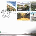 Azores Self-Adhesive Stamps
