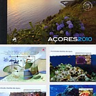 AZORES 2010 (MS Booklet)