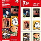 Personalisierte Briefmarken 30 Jahre Collectors Club Magazin