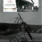 Centenary des ersten portugiesischen Militärflug