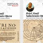 Der 450. Jahrestag der Veröffentlichung der Petri Nonii Salaciensis Opera