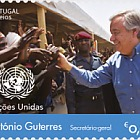 António Guterres - Secretary-General of the United Nations