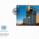 António Guterres - Secretary-General of the United Nations (FDC-MS)