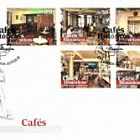 Historic Cafes II (FDC-S)