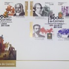 Postal Service In Portugal - 500 Years - (FDC Set)