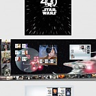 Thematic Pack Star Wars 40 Years