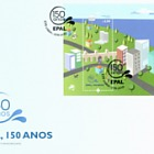 Epal, 150 Years - The Water that Lives Within Us - (FDC M/S)