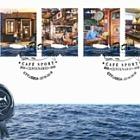 Centenary of Peter Cafe Sport - (FDC Set)