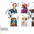 130th Anniversary of the First Edition of OS MAIAS - (FDC Set)