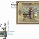 First World War Armistice 1918 - 2018 - (FDC M/S)